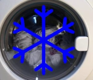 Стирка в холодной воде в стиральной машине