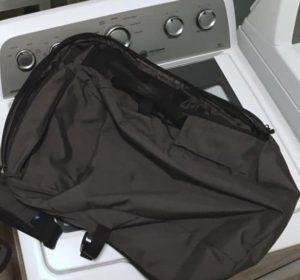 Стирка ортопедического рюкзака