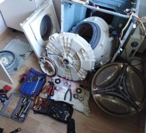 Стоит ли менять подшипники у стиральной машины или лучше купить новую?