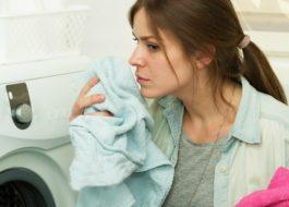 Что делать, если полотенца воняют после стирки?