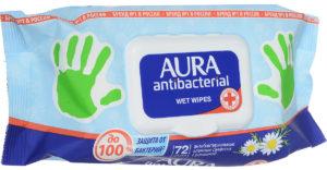 выбирайте антибактериальные салфетки 2 пункт