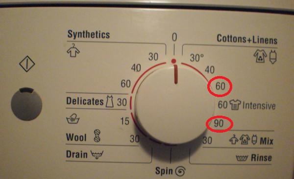 выставляйте 90 или 60 градусов