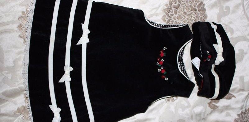 как постирать бархатное платье