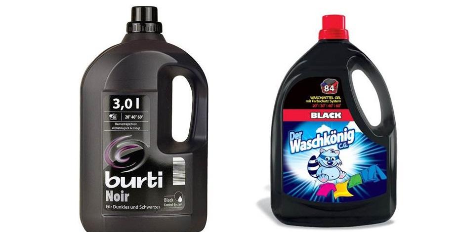 Burti Noir и Der Waschkonig Black