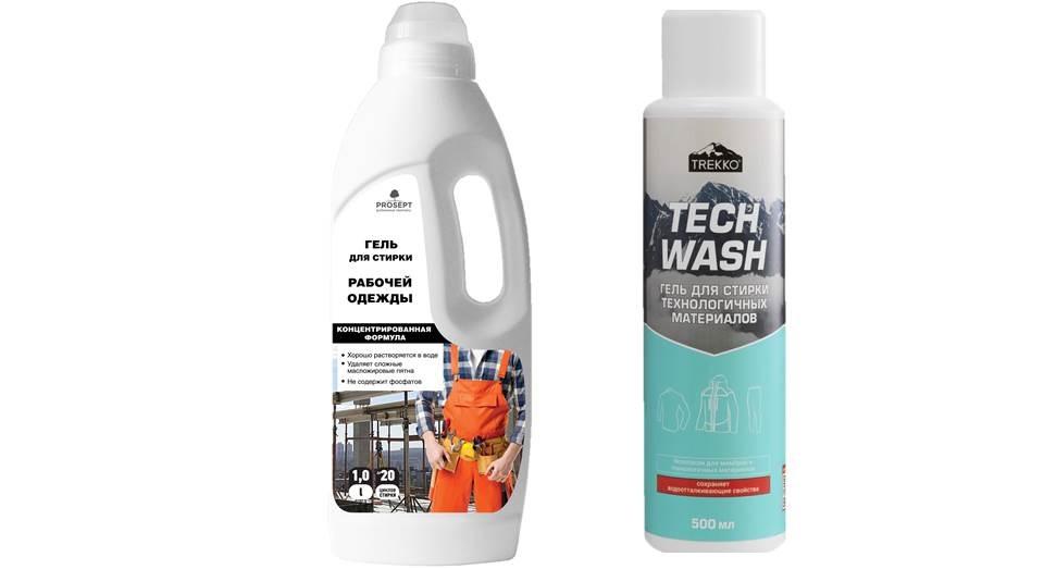 PROSEPT и Trekko Tech Wash