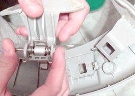 Как поменять ручку на стиральной машине?