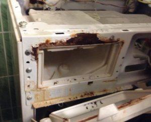 Как почистить от ржавчины стиральную машину