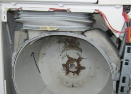 Как разобрать и почистить стиральную машину?