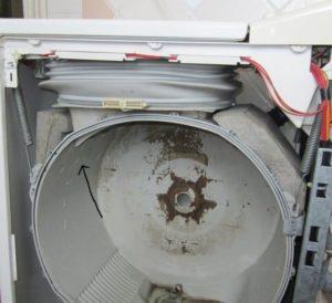 Как разобрать и почистить стиральную машину