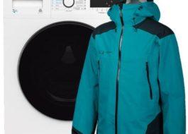 Как стирать куртку из мембраной ткани в стиральной машине?