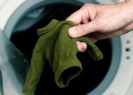 Можно ли отжимать шерстяные вещи в стиральной машине?