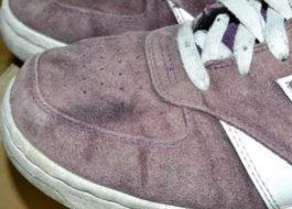 Можно ли стирать замшевые кроссовки в стиральной машине?