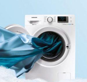 Стирка шелкового одеяла в стиральной машине