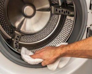 Чистка стиральной машины народными средствами