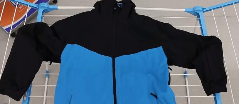 как сушить мембранную куртку
