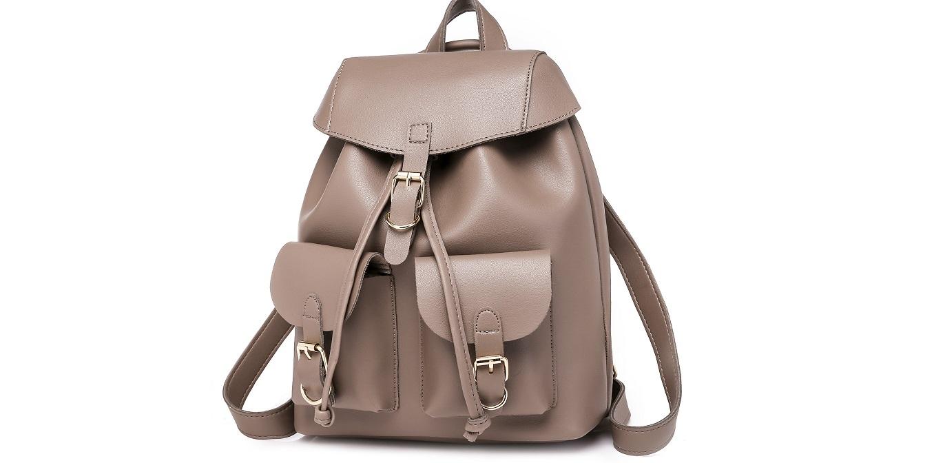 чистим кожаные школьные рюкзаки