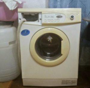 Как отбелить пожелтевшую пластмассу на стиральной машине