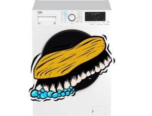 Как очистить стиральную машину Bosch от грязи?