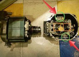 Как проверить двигатель стиральной машины Бош?