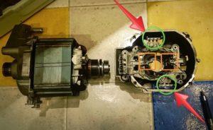 Как проверить двигатель стиральной машины Бош