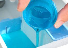 Как стирать гелем в стиральной машине?