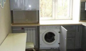Можно ли поставить стиральную машину рядом с батареей отопления