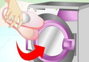 Можно ли постирать балетки для танцев в стиральной машине?