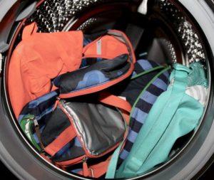 Можно ли постирать спортивную сумку в стиральной машине?
