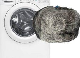 Можно ли стирать мех кролика в стиральной машине?
