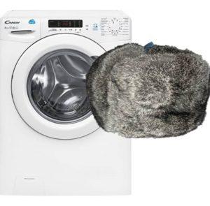 Можно ли стирать мех кролика в стиральной машине