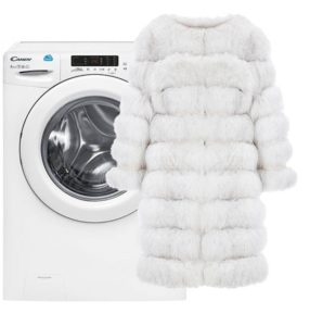 Можно ли стирать шубу из натурального меха в стиральной машине?