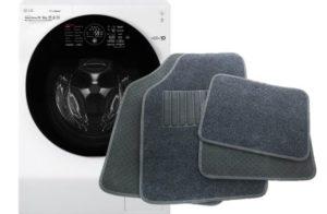 Стирка автомобильных ковриков в стиральной машине