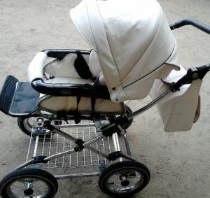 Стирка коляски из экокожи в стиральной машине