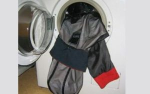 Стирка спортивного костюма в стиральной машине