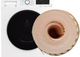 Стирка тканевых жалюзи в стиральной машине