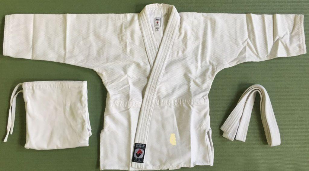 как вывести пятно с кимоно