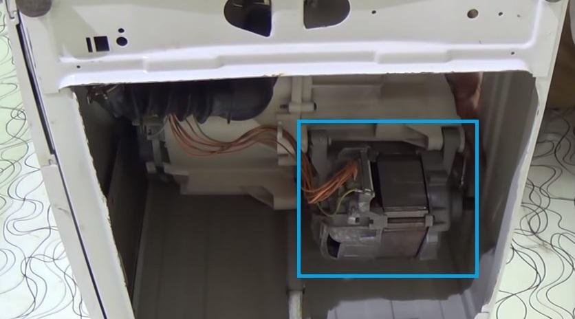 как извлечь двигатель
