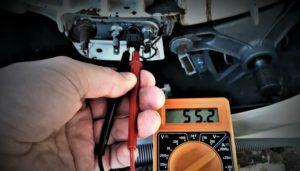 находим и проверяем термистор