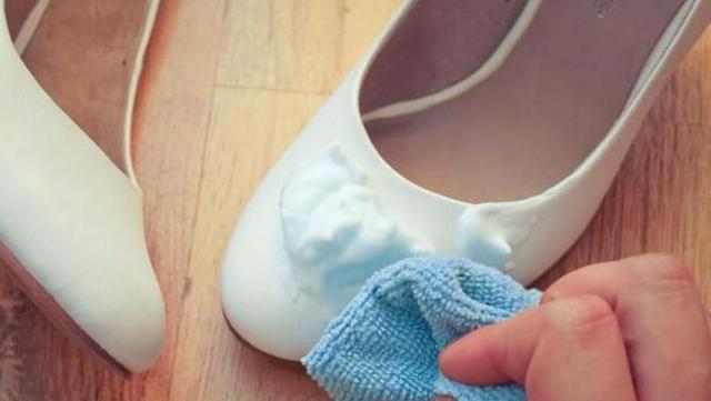 очистка балеток для танцев