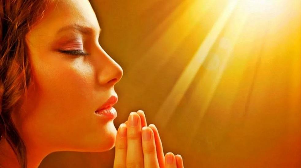 посвятите этот день молитве