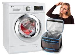 Можно ли постирать сумку холодильник в стиральной машине?