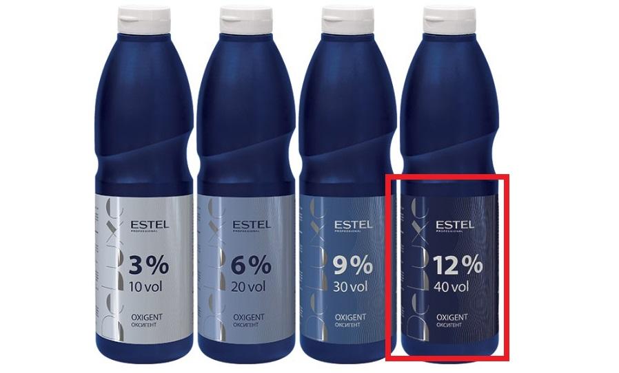 Oxygen 12% от бренда Estel