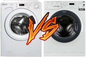 Какая стиральная машина лучше: Канди или Аристон?