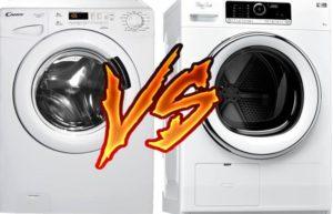 Какая стиральная машина лучше Канди или Вирпул