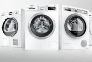 Как выбрать стиральную машину Бош?