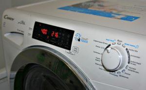 Первый запуск стиральной машины Канди