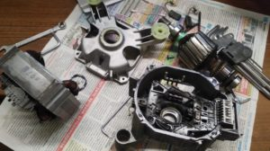 Ремонт двигателя стиральной машины Бош