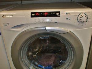 Стиральная машина Канди не сливает воду
