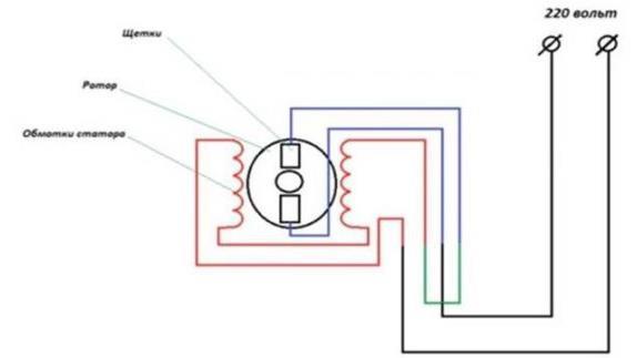 Схема подключения Бош_2