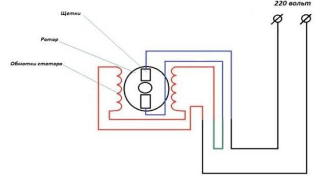 Схема подключения Бош_3